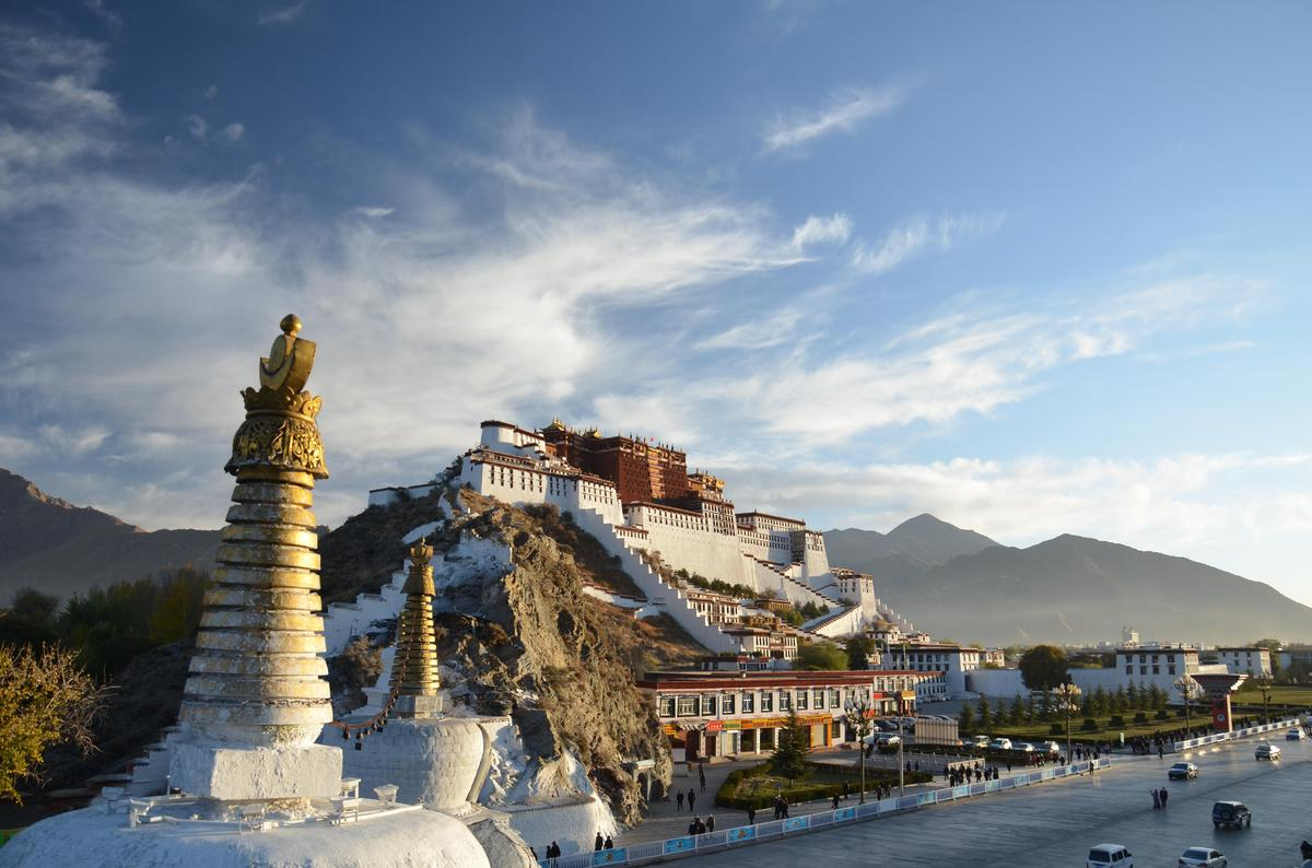 Lhasa China  city pictures gallery : Lhasa, China